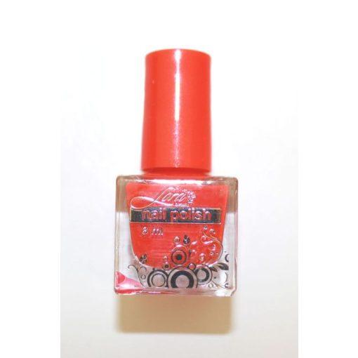 Sötétbarack színű Basik körömlakk (8 ml)