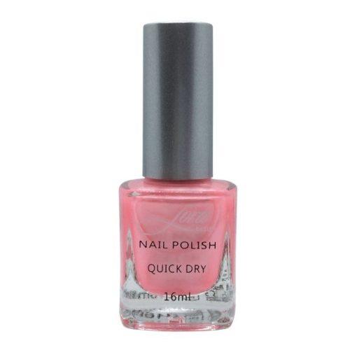 Rózsaszín Lora Beauty körömlakk (16 ml)