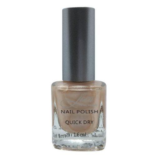 Gyöngyház rózsaszín Lora Beauty körömlakk (16 ml)
