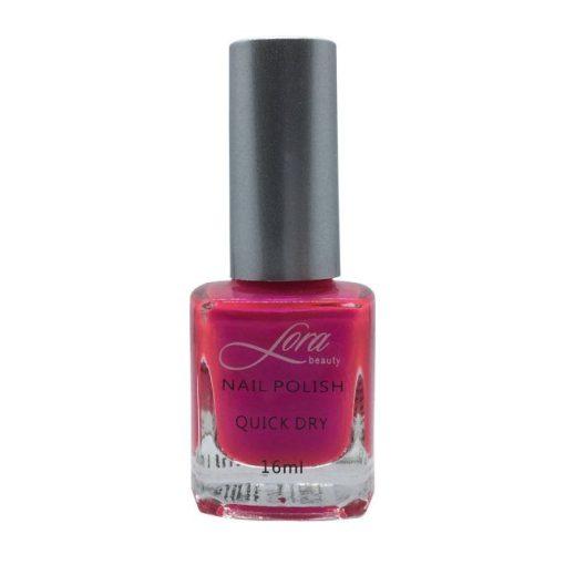 UV Pink Lora Beauty körömlakk (16 ml)
