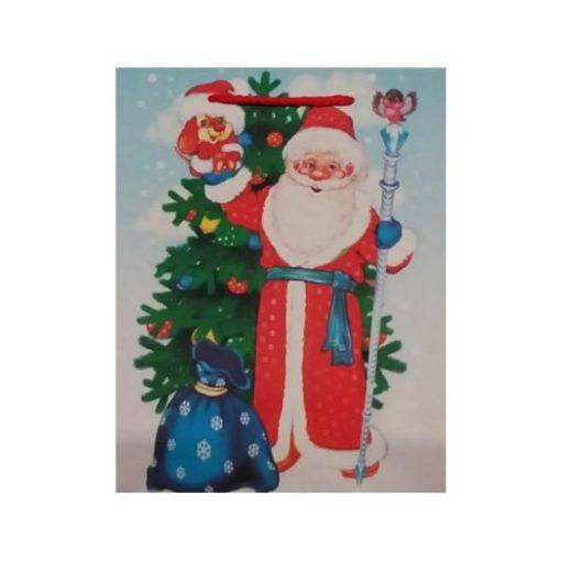 Ajándéktasak karácsonyi-1 18*23*8