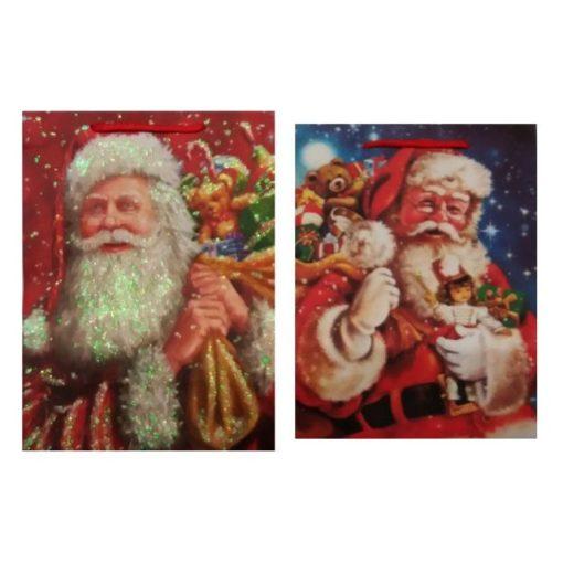 Puttonyos karácsonyi ajándéktasak, kicsi