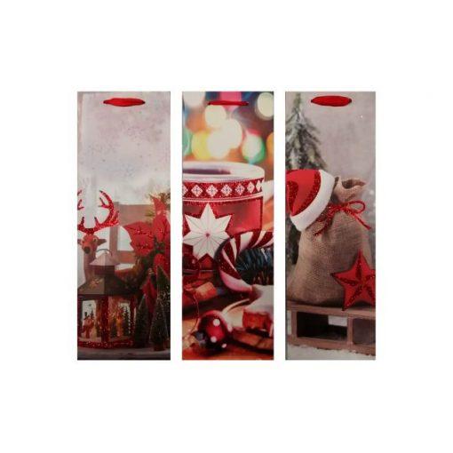 Ajándéktasak karácsonyi-1 36*12.8*8.4 italos