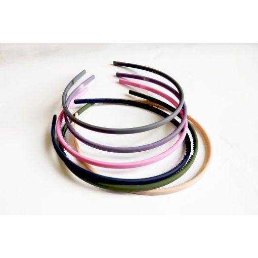 Hajráf vékony színes (4 mm)